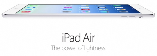 Apple, İpad Airi Tanıttı